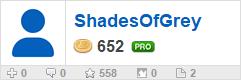 ShadesOfGrey's profile on WallpaperFusion.com