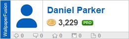 Daniel Parker's profile on WallpaperFusion.com