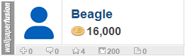 Beagle's profile on WallpaperFusion.com