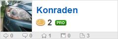Konraden's profile on WallpaperFusion.com