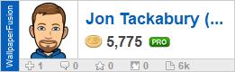 Jon Tackabury (BFS)'s profile on WallpaperFusion.com