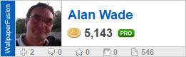 Alan Wade's profile on WallpaperFusion.com