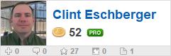 Clint Eschberger's profile on WallpaperFusion.com