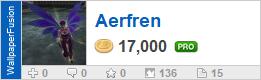 Aerfren's profile on WallpaperFusion.com