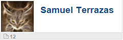 Samuel Terrazas' profile on WallpaperFusion.com
